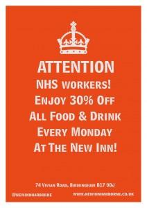 New Inn Poster